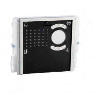 Comelit 33410 IKALL predný modul čierny pre audio-video