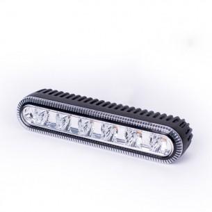 Pozičné výstražné LED svetlo, 12/24V, R65, oranžové