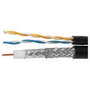 RG6U-4W koaxiálny kábel