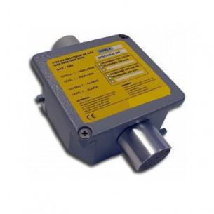 SD3 GD100C Detektor metánu (CH4)