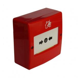 SD3 DMA05R Tlačidlový hlásič, adresovateľný