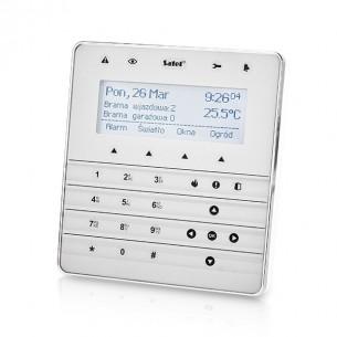 Satel INT-KSG-SSW dotyková klávesnica s LCD