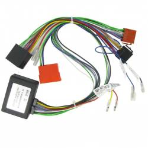ISO adaptér pre autorádio, Audi s BOSE audio RISO-197