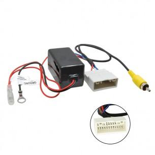 Modul pre pripojenie OEM parkovacej kamery NISSAN, BCA-NIS01