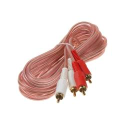 BASIC CINCH kabel 3m