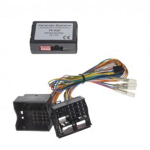 Převodník signálu CAN 1.62.0 pro RNS-510 s TV free