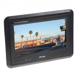 "LCD monitor 7"" do opěrky"