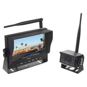 """SET bezdrátový digitální kamerový systém s monitorem 7"""" AHD"""